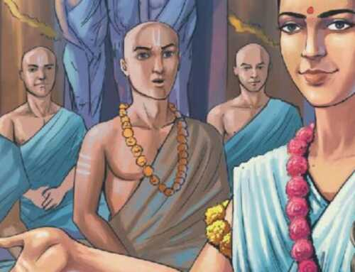 The great female Philosophers of Ancient India.